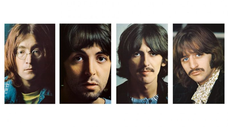 Beatles 1968 The white Album