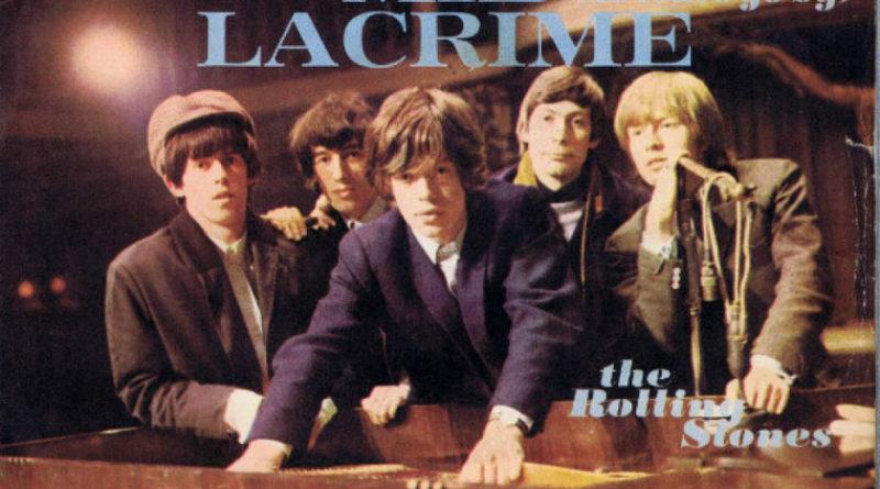 """""""Con le mie Lacrime"""", L'unico singolo Italiano dei Rolling Stones (1966)"""