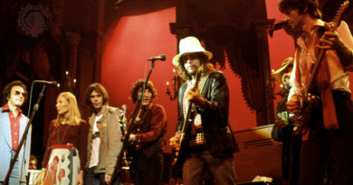 The Band: The Last Waltz 1978
